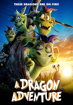 A dragon adventure cover image