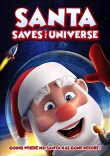 Santa saves the universe cover image