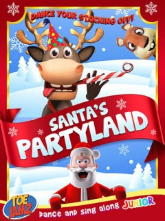 Santa's Partyland cover image