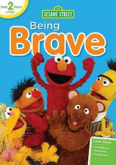 Being brave cover image