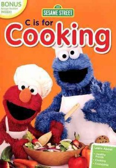C is for cooking cover image
