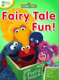 Fairy tale fun cover image