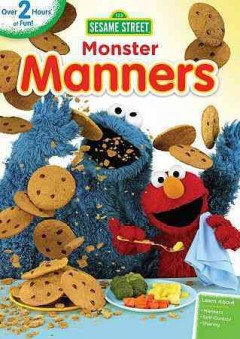 Monster manners cover image