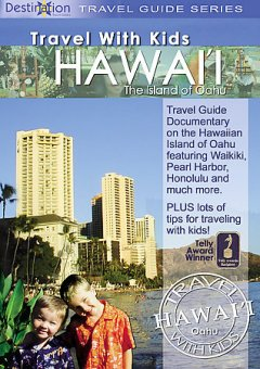 Travel with kids Hawaii the island of Oahu cover image