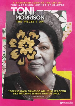 Toni Morrison the pieces I am cover image