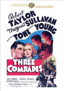 Three comrades cover image