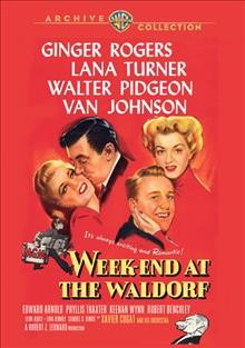Week-end at the Waldorf cover image