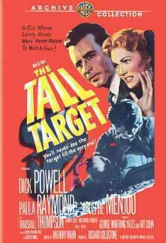 The tall target cover image