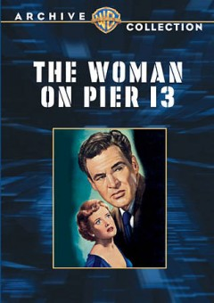 The woman on pier 13 cover image