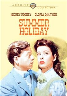 Summer holiday cover image