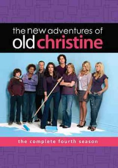 The new adventures of old Christine. Season 4 cover image