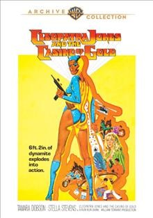 Cleopatra Jones and the casino of gold cover image