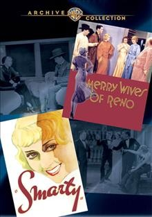 Merry wives of Reno Smarty cover image