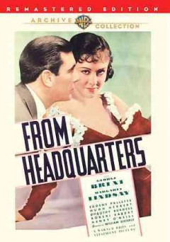 From headquarters cover image