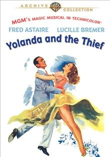 Yolanda and the thief cover image