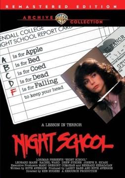 Night school cover image