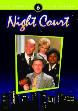 Night court. Season 6 cover image