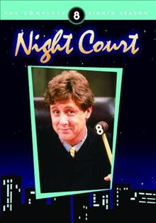 Night court. Season 8 cover image