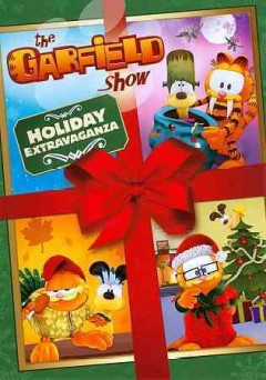 The Garfield show. Holiday extravanganza cover image