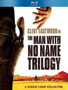 The man with no name trilogy cover image