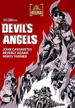 Devil's angels cover image