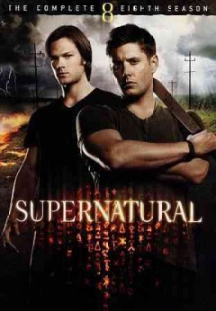 Supernatural. Season 8 cover image