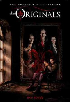 The originals. Season 1 cover image