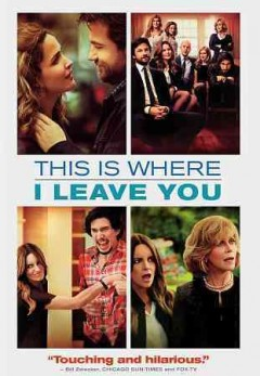 This is where I leave you cover image
