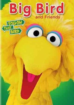 Big Bird and friends follow that bird cover image