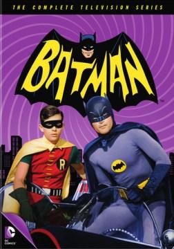 Batman. The complete television series. Season 1 cover image