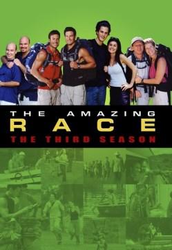 The amazing race. Season 3 cover image