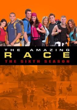 The amazing race. Season 6 cover image