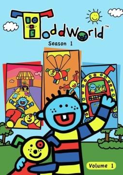 ToddWorld. Season 1, volume 1 cover image