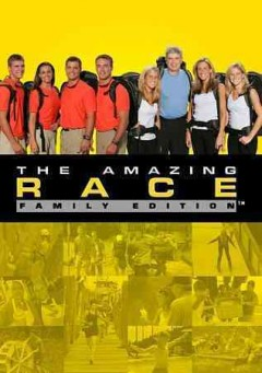 The amazing race. Season 8 family edition cover image