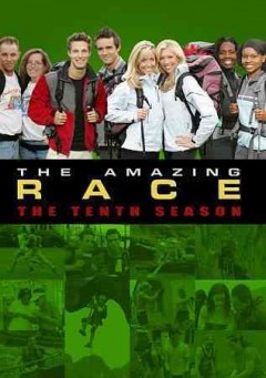 The amazing race. Season 10 cover image