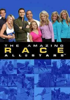 The amazing race. Season 11 all stars cover image