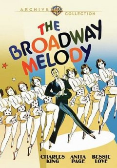 The Broadway melody cover image