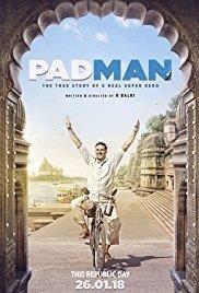 Padman cover image