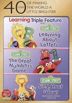 Learning triple feature cover image