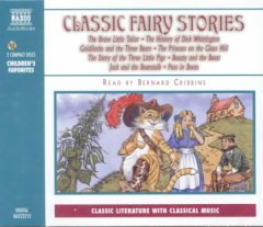 Classic fairy stories cover image