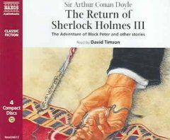 The return of Sherlock Holmes III cover image