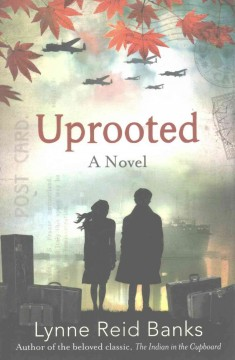 Uprooted : a Canadian war story cover image