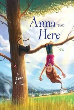 Anna was here cover image