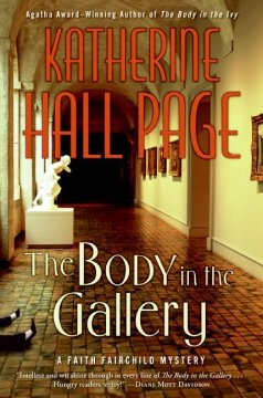 The body in the gallery : a Faith Fairchild mystery cover image