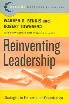 Reinventing leadership : strategies to empower the organization cover image