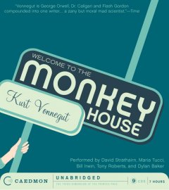 Welcome to the monkey house cover image