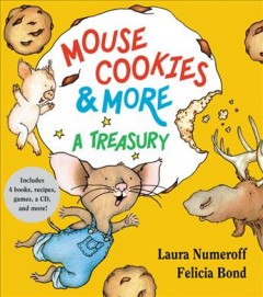 Mouse cookies & more : a treasury cover image