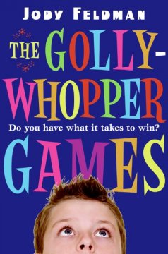 The Gollywhopper Games cover image
