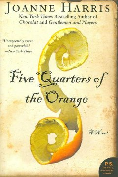 Five quarters of the orange cover image