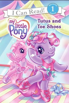 Tutus and toe shoes cover image